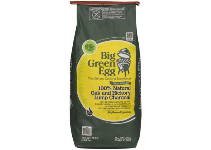 BIG GREEN EGG CHARCOAL 4,5KG